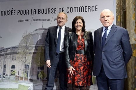 Anne Hidalgo : «Jamais la collection Pinault n'aurait dû échapper à la France» | Clic France | Scoop.it