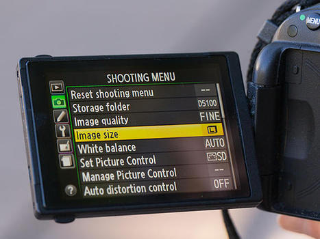 How to set up your dSLR for beginners - CNET | Everything Photographic | Scoop.it
