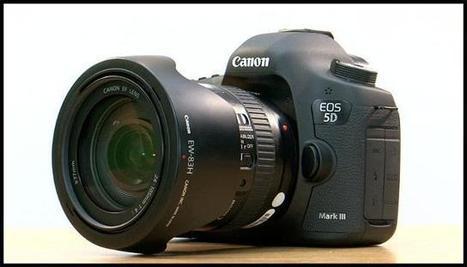 5D Mark III une o que há de melhor em foto e vídeo   Sniffer   Scoop.it