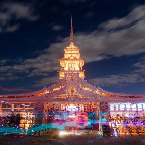36 Surreal Instagram Images From Burning Man | Bucketlist | Scoop.it