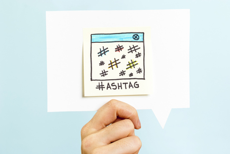 Hashtag Strategies for Dummies | Writing for Social Media | Scoop.it