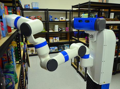 Fetch Robotics Introduces Fetch and Freight: Your Warehouse Is Now Automated - IEEE Spectrum | Une nouvelle civilisation de Robots | Scoop.it