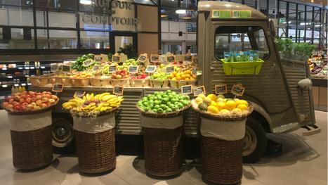 Voilà en images comment Carrefour veut relancer ses hypermarchés. | TRADCONSULTING 4 YOU | Scoop.it