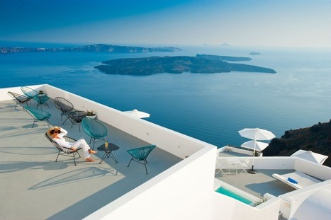 Great Views of Santorini Island | Greece Travel | Scoop.it