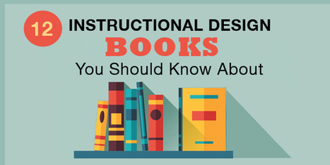 12 Instructional Design books you should know about | Educational Books & Scholarly Articles | Scoop.it
