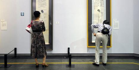 Chine : un employé de musée remplaçait les œuvres par ses propres copies | Art contemporain et culture | Scoop.it