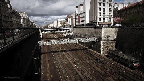 PARIS UNPLUGGED: 1921 - La destruction du Tunnel des Batignolles | GenealoNet | Scoop.it