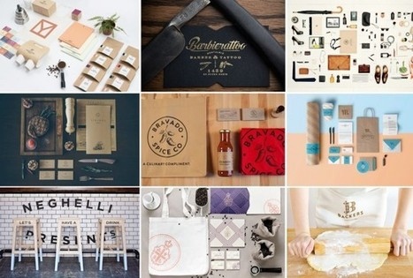 [Design] Best-of Brand Identities | Lifestyle & Inspiration | Scoop.it