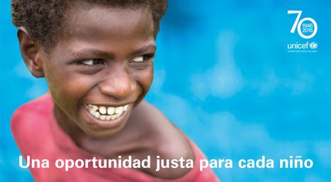 Alarmante informe de Unicef: Estado Mundial de la Infancia 2016 | Educacion, ecologia y TIC | Scoop.it