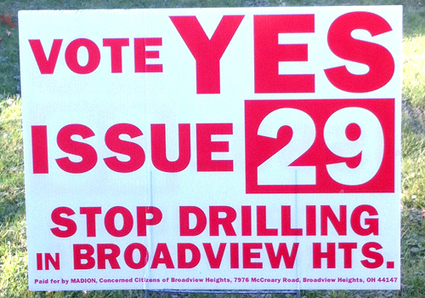 Ohio Voters Pass Two Community Bills of Rights Banning Fracking-Related Activity | EcoWatch | Scoop.it