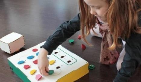 Primo, un juguete para enseñar a programar a los niños | Noticias, Recursos y Contenidos sobre Aprendizaje | Scoop.it