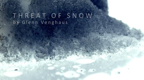 Celebrate Winter's End with Inverted Footage of Melting Snow | What's new in Visual Communication? | Scoop.it