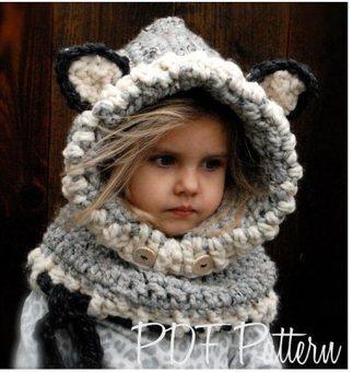 Très très très mignons, ces petits bonnets pour nos princesses ! | The Blog's Revue by OlivierSC | Scoop.it