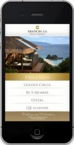 Shangri-La sur iPhone | Hotel eMarketing | Scoop.it