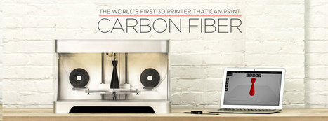 The world's first Carbon Fiber 3D Printer | UA - IMPRESSION 3D | Scoop.it