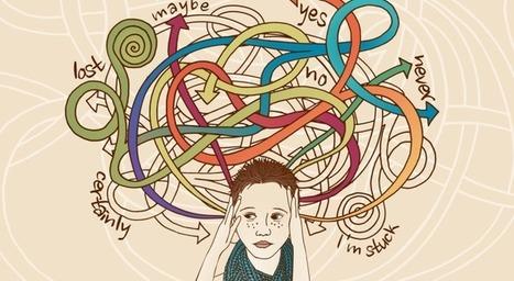 Une nouvelle recherche révèle que les gens qui réfléchissent trop et qui sont anxieux sont probablement des génies créatifs | Coaching & Creativity | Scoop.it