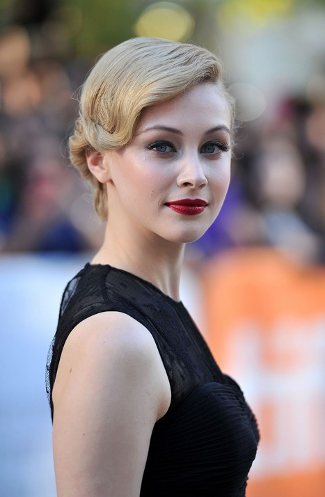Maps To The Stars France: Profile: Sarah Gadon | 'Cosmopolis' - 'Maps to the Stars' | Scoop.it