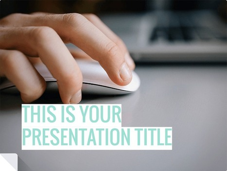 Free presentation templates | Computers and You Class | Scoop.it