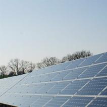 La centrale photovoltaïque au sol de Foussais-Payré mise en service | Energies renouvelables | Scoop.it