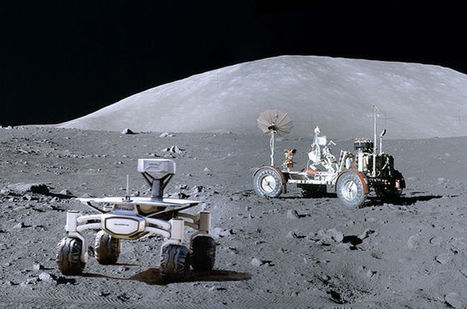 GLXP Moon-Race Team Reserves Rocket to Land Rovers Near Apollo 17 Site | New Space | Scoop.it