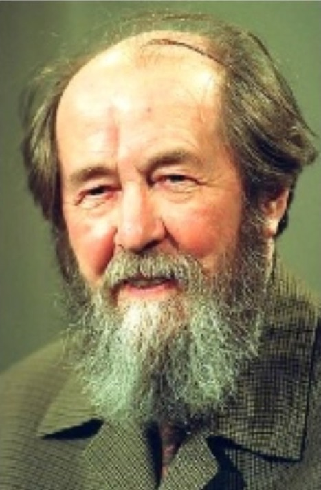 Alexander Solzhenitsyn – A Political Critic, Mentor and Writer to Help Putin for Reconciliation | Global Trends & Reforms - Socio-Economic & Political | Scoop.it