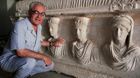 Palmyra's Khaled Asaad: 'I was born here, I will die here' | Alex Thomson's View | Alex Thomson's View | Saif al Islam | Scoop.it
