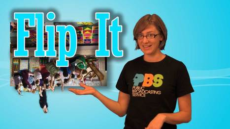 Flipped Learning Collection | Classroom Resources | PBS Learning Media | Teaching and Learning | Scoop.it