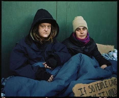 Portrait Project Captures New York City's Homeless   SocialAction2014   Scoop.it