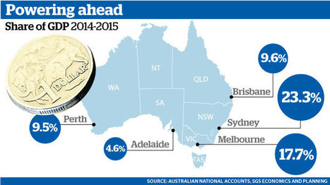 Booming Sydney drives the nation's growth   smh.com.au   Year 12 Geography   Scoop.it