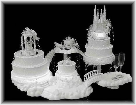 Torte nuziali: quali scegliere ei significati nascosti - Attualità Tuttogratis | Decorazioni dolci | Scoop.it