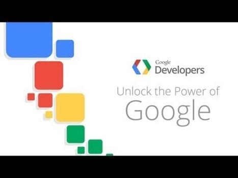 Here's 8 Hours Of Google Developer Day At GDC. Go Wild. [Video] | Design and Tech | Scoop.it