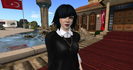 Second Life Camera Offset | A Virtual Worlds Miscellany | Scoop.it