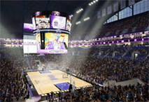 "NBA Kings Unveil ""Indoor-Outdoor"" Concept For New Downtown Arena - SportsBusiness Daily 