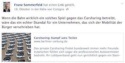 Grosse Autovermieter gegen Carsharing   Haben oder Sein   Scoop.it