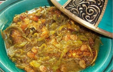 tajine de poissons aux oignons   Tajines   Scoop.it