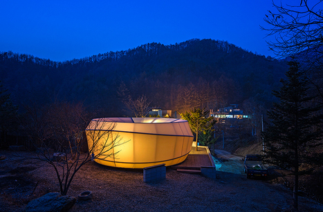 Glamping selon Archiworkshop ! Wouah ! | Weekend-Glamping.com | Scoop.it