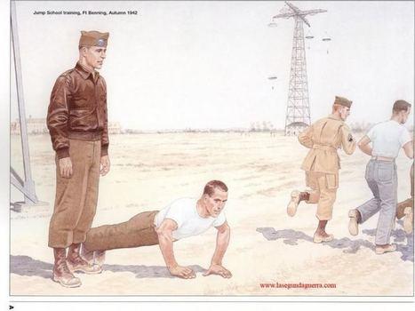 Uniformes Segunda Guerra Mundial Aliados y El Eje | Segunda Guerra Mundial | Scoop.it