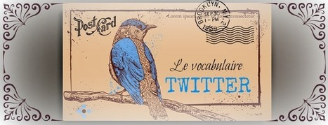 Le vocabulaire Twitter - Gimme Social Web | Bien communiquer | Scoop.it