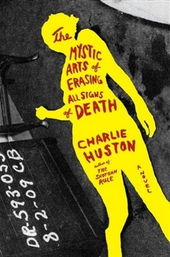 Reprise – One of a Kind: Charlie Huston and The Mystic Arts of Erasing All Signs of Death | It Rains… You Get Wet | Audiobook Business News | Scoop.it