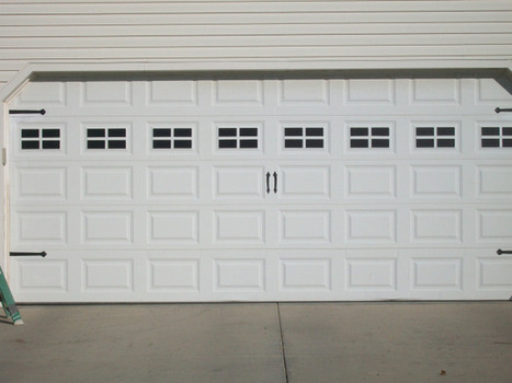 Garage Door Repair Canada – Give Your Door A Complete Makeover | Garage Door Specialists | Scoop.it