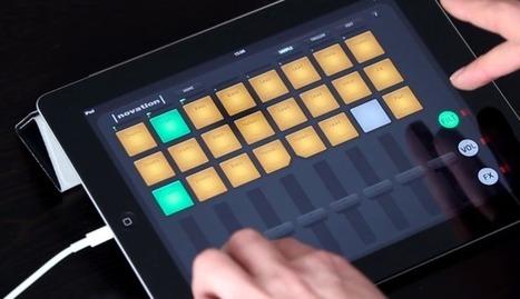» Musik-Apps für iOS: Novation Launchpad – Medienpädagogik Praxis-Blog   Technology Enhanced Learning in Teacher Education   Scoop.it