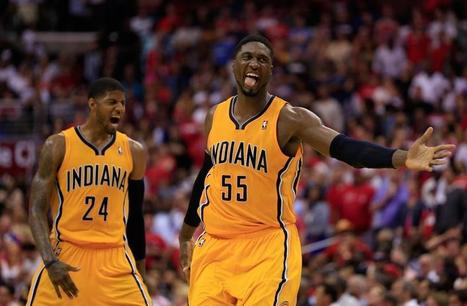 Paul George forced Indiana Pacers coach Frank Vogel | busness | Scoop.it