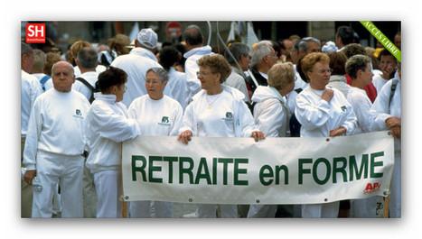 Retraités d'hier, la force vive de demain | La Transition sociétale inéluctable | Scoop.it