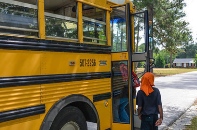 A Town Where a School Bus Is More Than a Bus | Upstanding resources | Scoop.it