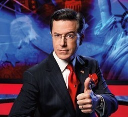 Stephen Colbert's Civics Lesson: Or, how a TV humorist taught America about campaign finance – The Annenberg Public Policy Center of the University of Pennsylvania | B2B Data Matching | Scoop.it