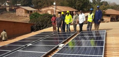 Le solaire, arme d'électrification massive pour les zones rurales | Afrique: développement durable et environnement | Scoop.it