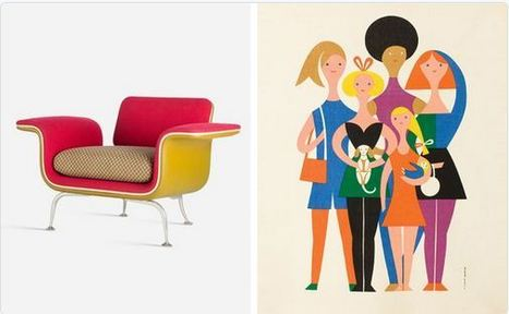 Vitra Design Museum | Alexander Girard. A Designer's Universe | design exhibitions | Scoop.it