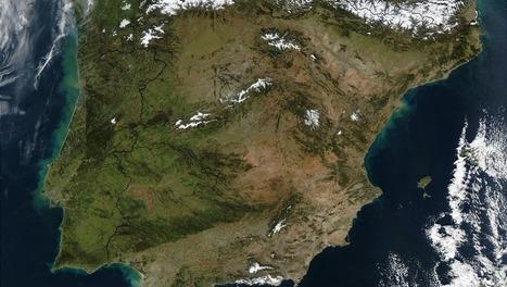 La España chunga en trece mapas | Recursos educativos para Bachillerato, Geografía e Historia | Scoop.it