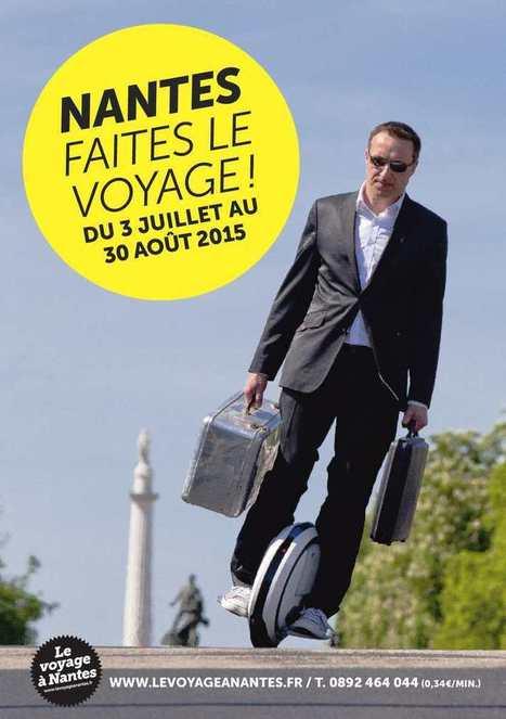 Programme Le Voyage à Nantes 2015 | Communication - Publicité | Scoop.it
