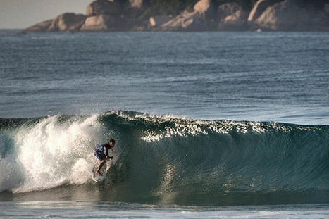 2013 Billabong Pro Rio - Who's On Top? - | surfer | Scoop.it